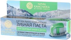 Natura Siberica Natura Kamchatka для Здоровья Зубов и Десен натуральная зубная паста