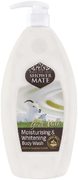 Kerasys Shower Mate Moisturising & Whitening Goat Milk гель для душа с козьим молоком