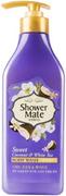 Kerasys Shower Mate Sweet Coconut & White Tea гель для душа