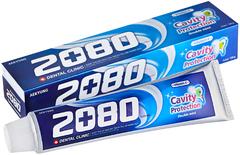 Kerasys Aekyung Dental Clinic 2080 зубная паста с натуральной мятой и витамином Е