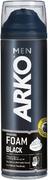 Арко Men Black пена для бритья с активированным углем