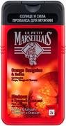 Le Petit Marseillais Шафран и Красный Апельсин гель-шампунь для мужчин 3 в 1