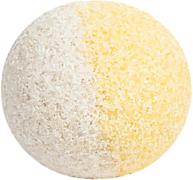 Siberina Кокос и Мускатный Орех натуральная бомбочка для ванны с афродизиаками