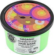 Планета Органика Hair Super Food Увлажнение Органические Какао Бобы маска для волос