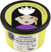 Планета Органика Hair Super Food Супер Очищение Тростниковый Сахар и Энзимы Папайи скраб для кожи головы
