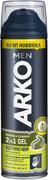 Арко Men Soothing Hemp гель для бритья и умывания 2 в 1 с маслом семян конопли