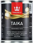 Тиккурила Тайка золотистая краска