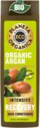 Планета Органика Eco Organic Argan+Brazilian Keratin Интенсивное Восстановление бальзам для волос