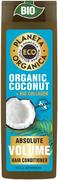 Планета Органика Eco Organic Coconut+Bio Collagen Абсолютный Объем бальзам для волос