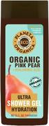 Планета Органика Eco Organic Pink Pear+Hyaluronic Acid Увлажняющий гель для душа