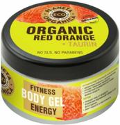 Планета Органика Eco Organic Red Orange+Taurin Моделирующий гель для тела