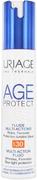 Урьяж Age Protect Fluide Multi-Actions SPF30 эмульсия для лица дневная многофункциональная