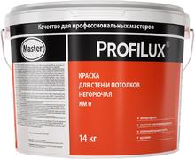 Профилюкс Негорючая КМ0 краска для стен и потолков матовая