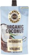 Планета Органика Eco Organic Coconut+Hawaiian Sea Salt Volume шампунь для волос
