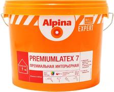 Alpina Expert Premiumlatex 7 премиальная интерьерная износостойкая краска