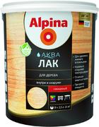 Alpina Аква лак для дерева