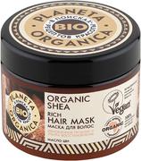 Планета Органика Bio Organic Shea Масло Ши маска для волос густая