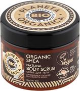 Планета Органика Bio Organic Shea Масло Ши скраб для тела натуральный