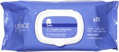 Урьяж Bebe 1etres Lingettes Nettoyantes салфетки мягкие очищающие для детей и новорожденных