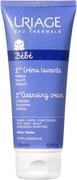 Урьяж Bebe 1er Creme Lavante крем очищающий пенящийся для новорожденных