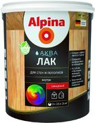 Alpina Аква лак для стен и потолков