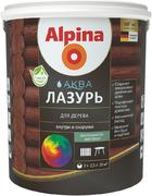 Alpina лазурь для дерева