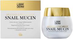 Librederm Snail Mucin крем для лица дневной с муцином улитки