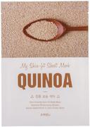 Apieu My Skin-Fit Sheet Mask Quinoa маска тканевая увлажняющая с экстрактом киноа