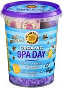 Планета Органика Skin Super Food Spa Day набор (соль для маникюра + крем для рук + скраб для рук)