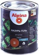 Alpina лазурь-гель для дерева