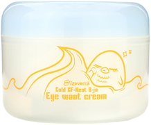 Elizavecca Gold CF-Nest B-jo Eye Want Cream крем для кожи вокруг глаз с экстрактом ласточкиного гнезда