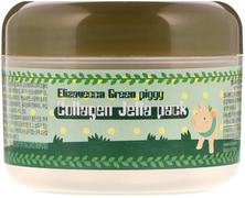 Elizavecca Green Piggy Collagen Jella Pack лифтинг-маска для лица с коллагеном