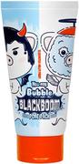 Elizavecca Hell-Pore Bubble Blackboom Pore Pack маска черная кислородная для очищения пор