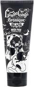 Elizavecca Hell-Pore Longolongo Gronique Black Mask Pack маска-пленка для лица с древесным углем
