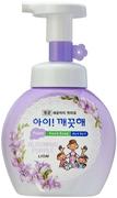 Lion Ai-Kekute Blooming Purple Foam Hand Soap мыло для рук пенное антибактериальное с ароматом фиалки