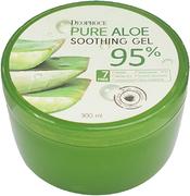 Deoproce Pure Aloe Soothing Gel 95% гель для лица и тела с алоэ