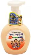 Lion Ai-Kekute Foam Hand Soap Peach мыло для рук пенное антибактериальное с ароматом персика