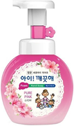 Lion Ai-Kekute Foam Hand Soap Pure Pink мыло для рук пенное антибактериальное