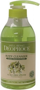 Deoproce Well-Being Body Cleanser Aroma Acacia гель для душа с экстрактом акации