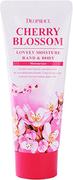 Deoproce Cherry Blossom Lovely Moisture Hand and Body крем для рук и тела питательный