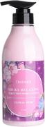 Deoproce Milky Relaxing Perfumed Body Lotion Floral Musk лосьон для тела с козьим молоком и лавандой