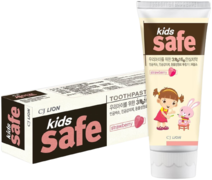 CJ Lion Kids Safe Strawberry зубная паста детская от 3-12 лет