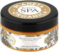 Планета Органика Royal Spa Bio Honey Spa Day масло-массаж для тела с диким эвкалиптовым медом