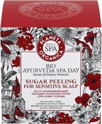 Планета Органика Royal Spa Bio Ayurveda Spa Day скраб для кожи головы восстанавливающий тающий сахарный