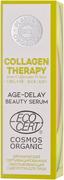 Планета Органика Bio Collagen Therapy+Organic Avocado сыворотка для лица омолаживающая