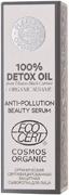 Планета Органика Bio 100% Detox Oil+Organic Sesame сыворотка для лица защитная