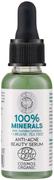 Планета Органика Bio 100% Minerals+Organic Tea Tree сыворотка для проблемной кожи лица