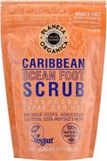 Планета Органика Fresh Market Caribbean Ocean Расслабление и Гладкость скраб для ног коралловый