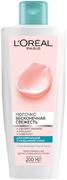 Лореаль Бесконечная Свежесть Ухаживающая Роза и Лотос молочко очищающее для нормальной и смешанной кожи