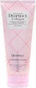 Deoproce Well-Being Collagen Clean & Deep Essence Foam Cleansing пенка для умывания с коллагеном